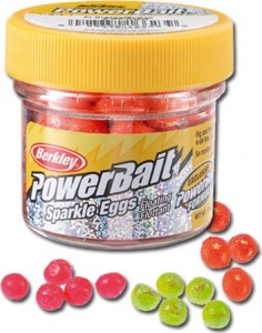 *Berkley Sparkle Power Eggs