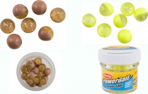 Berkley PowerBait Power Clear Eggs