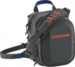 Patagonia Stealth Chest Pack, Forge Grey