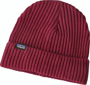 *Patagonia Fishermans Rolled Beanie, Oxide Red
