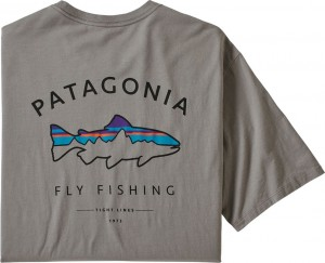 Patagonia M's Framed Fitz Roy Trout T-Shirt FEA