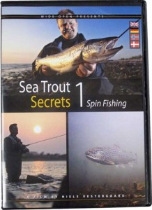 DVD Sea Trout Secrets 1 - Spin Fishing