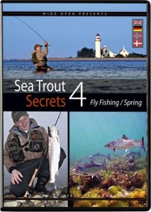DVD Sea Trout Secrets 4 - Fly Fishing/Spring