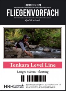 Tenkara Level Line HRH, Floating 450cm