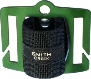 Smith Creek Net Holster, Green