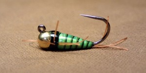 Crazy Leg Jig, Green