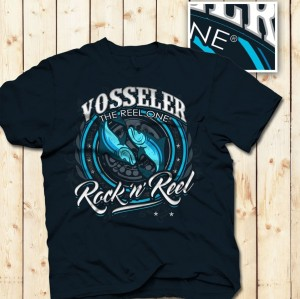 *Vosseler T-Shirt Rock'n'Reel