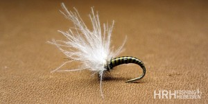 CDC Quilly Split Wing, Olive