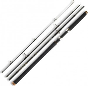 Daiwa BG Offshore Travel 2.40m, 4-tlg, 40-125g