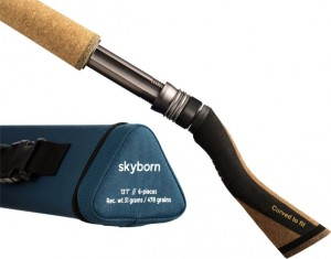 *Salmologic Skyborn DH 13'1'' 31g/478 grains, 6-pc