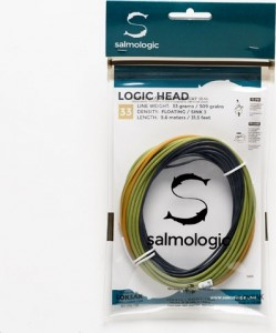 Salmologic Head 33g/509 grains