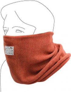 Vision Subzero Neck Gaiter, Burnt Orange