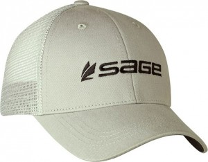 SAGE Hat Mesh Back, Steel