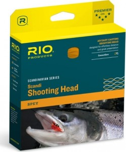 Rio Scandi Body Shooting Head Float