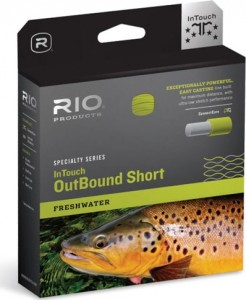 Rio InTouch OutBound Short Hover WF-F/S1