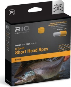 Rio InTouch Short Head Spey 9/10F (650 grains)