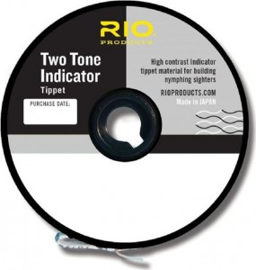 Rio Two Tone Indicator 2X Black/White