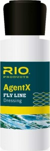 Rio Fly Line Cleaning Kit Agent X