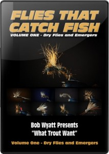 DVD Flies that catch fish Vol. 1