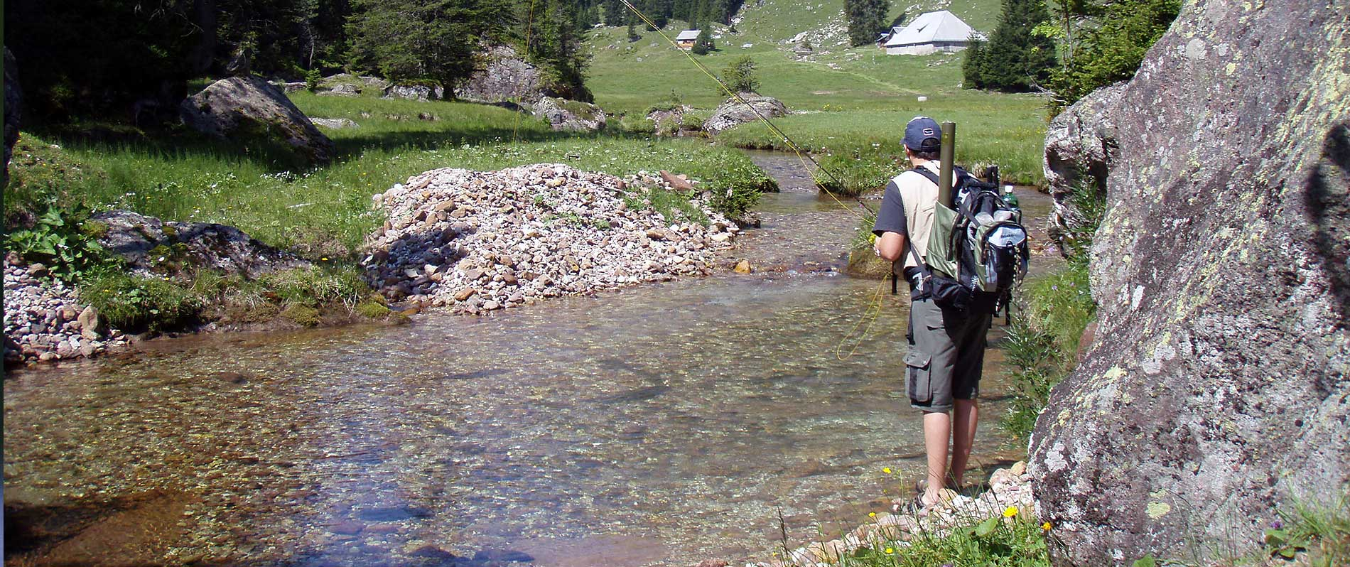 Flyfishing Switzerland